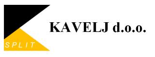 Internet stranice tvrtke Kavelj d.o.o.